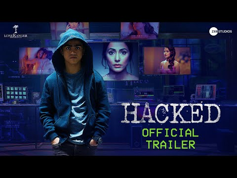 Hacked movie Poster - Hacked full movie download leaked by tamilrockers