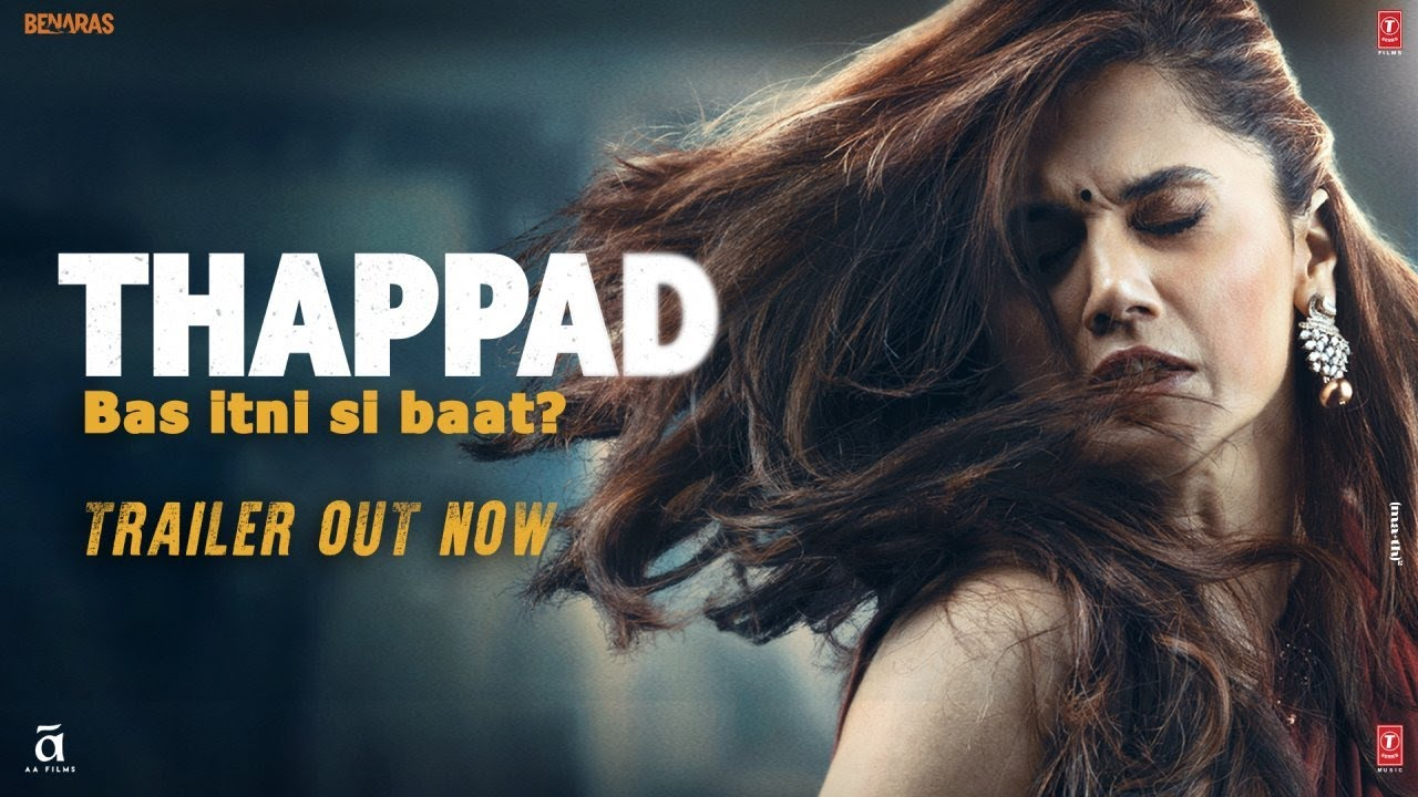 Thappad full movie download leaked by tamilrockers
