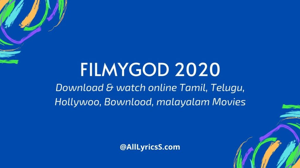 filmygod 2020 To download hollywood, bollywood, south movies free