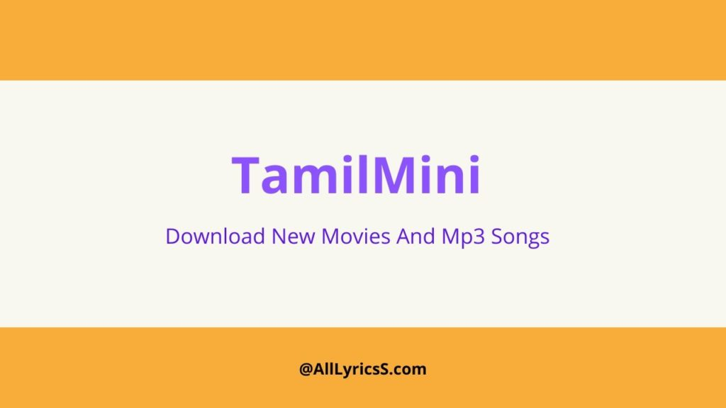 Tamilmini Download New Movies And Mp3 Songs