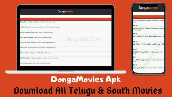 Dongamovies app Download All movies