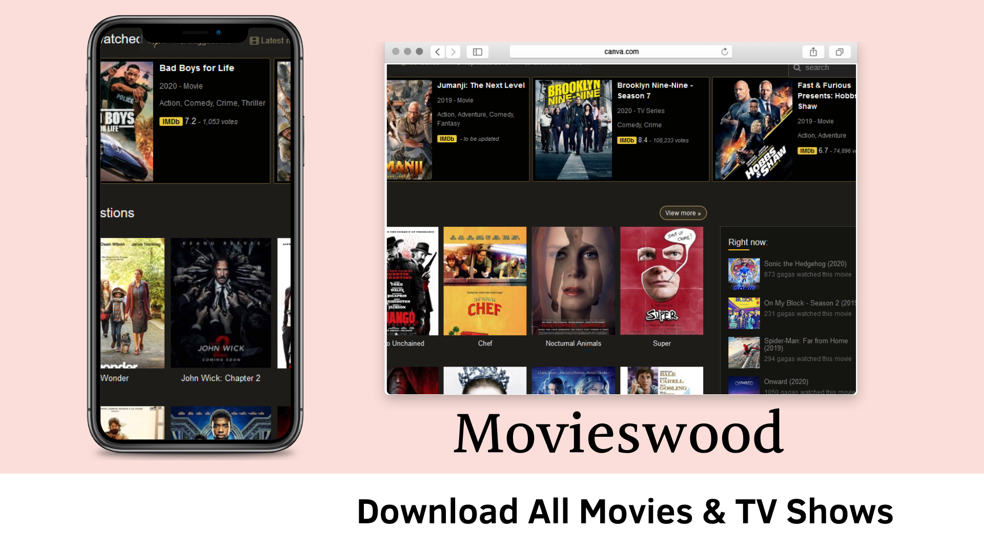 Movieswood Download Hollywood Kannada Hindi Movies free